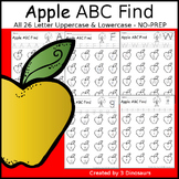 Apple ABC Letter Find