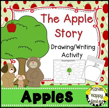Apple Activity ~ The Apple Story