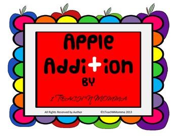 Apple Addition *Freebie*