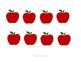 Apple Adjectives Game