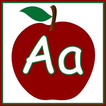~DOWNLOADABLE~Apple Alphabet