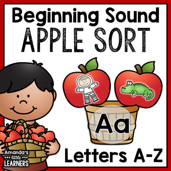 Beginning Sound Apples