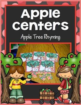 Apple Center ~ Rhyming Apples Trees