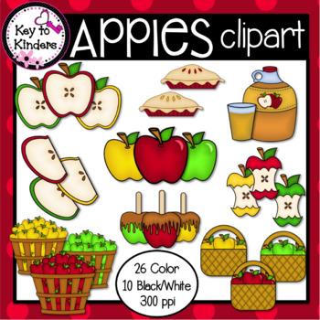 Apple Clipart - Apple Dapple Clipart