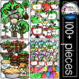 Apple Clipart MEGA Bundle