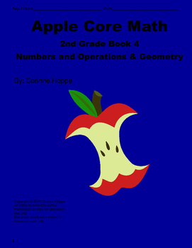 Apple Core Math Book 4