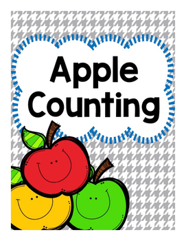 Counting Groups 1-20:  Apple Edition