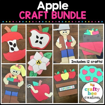 Apple Cut and Paste Set