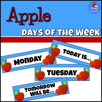 Apple Days of the Week