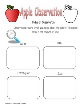 Apple Experiment Unit