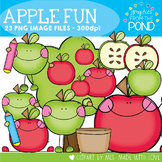 Apple Fun - Clipart Set