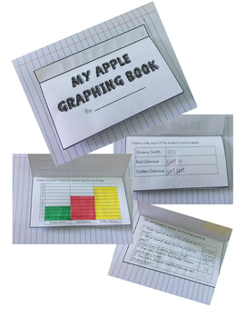 Apple Graphing Flipbook