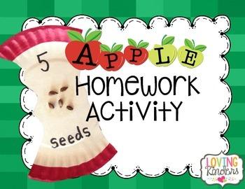 Apple Math Homework