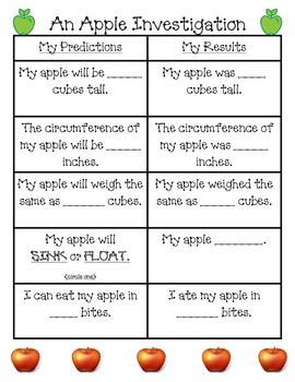 Apple Investigation FREEBIE
