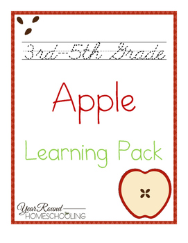 Apple Learning Pack (3rd-5th)