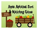 Apple Letter Sort and Matching Center