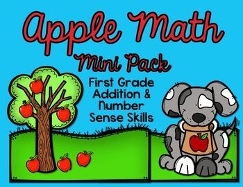 Apple Math First Grade