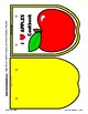 Apple Mini-Cookbook Kit - Easy Copy, Cut & Paste Craft!