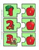 Apple Number Puzzles FREEBIE