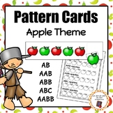 Patterns: Apple Pattern Cards