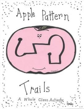 Apple Pattern Game K-3