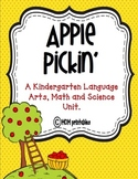 Apple Pickin' Kindergarten English, Math & Science Fun! (C
