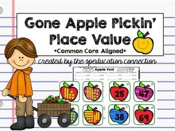 Apple Pickin Place Value