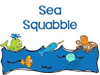 Sea Sqabble Quick Drill Game