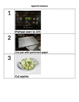 Apple Pie Crescent Recipe