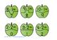 Apple Puzzles Subtraction Facts