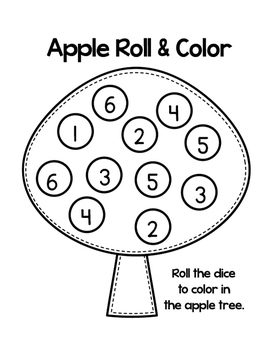 Apple Roll & Color