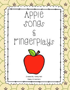 Apple Songs & Fingerplays