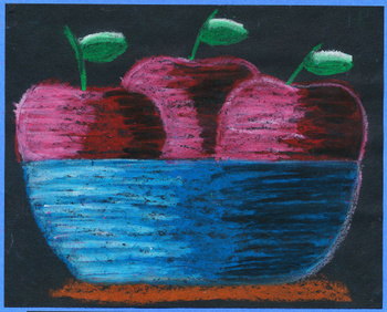 Apple Still Life - Elementary Art Project – Step-By-Step