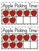 Apple Subitizing Cards