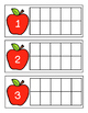 Apple Ten Frame Counting