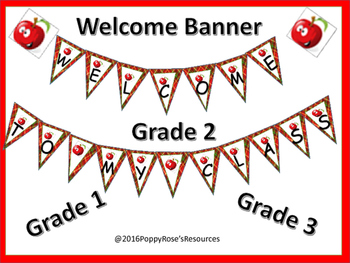 Apple Theme Welcome Banner
