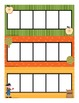 Apple-Themed 5 Frame Cards {Free}