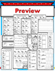 Apple Themed Math and Literacy Printables for Young Learners