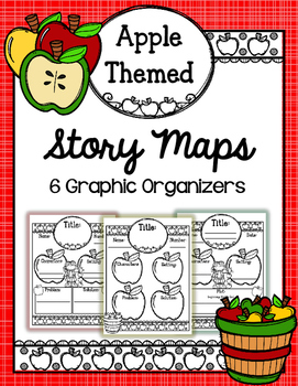 Apple Themed Story Maps