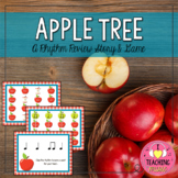 Apple Tree - 1st/2nd Grade Rhythm Review Game