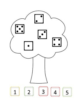 Apple Tree Dice Match