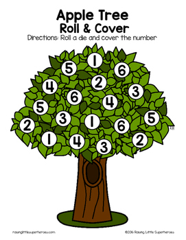 Apple Tree Roll & Cover