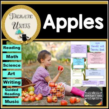 Apple Unit: Thematic Common Core Curricular Essentials