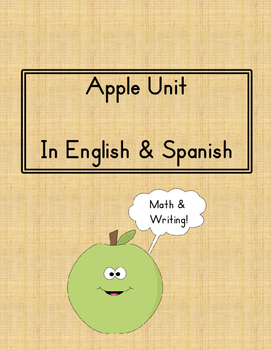 Apple Unit in Spanish and English