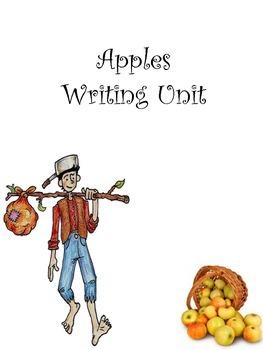 Apple Writing Unit