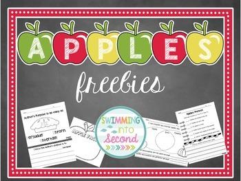 Apple freebie pack
