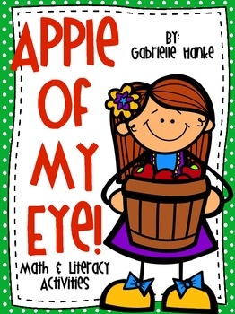 Apple of My Eye! {Literacy, Math, & Science Activities}