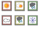 Apple themed Printable Weekly Focus Bulletin Board Set. Cl