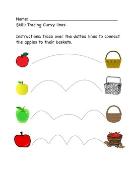 Apple to Basket Tracing