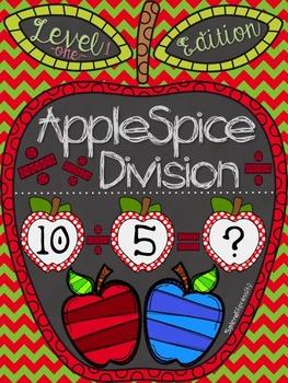 AppleSpice Math: Division Edition Level 1